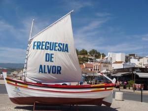 Alvor City, Algarve, Portugal alvor-boat-dsc04398