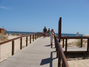 Alvor beach 2, Portugal