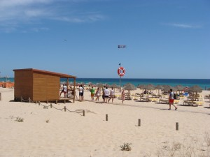 Alvor Beach, Algarve, Portugal