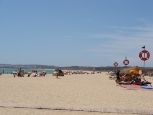 Alvor beach 3, Portugal